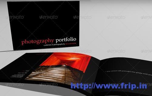 A4 Photography Portfolio