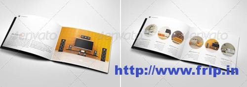A5 Catalogue Brochure Bundle