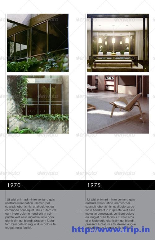 Book & Brochure Minimal Series
