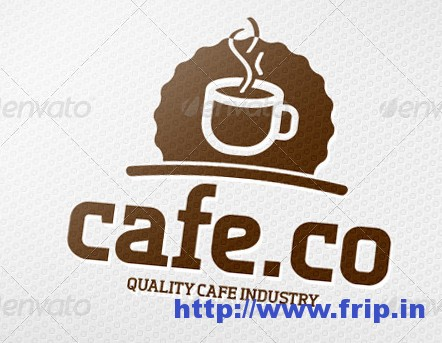 Cafe Co Logo Template