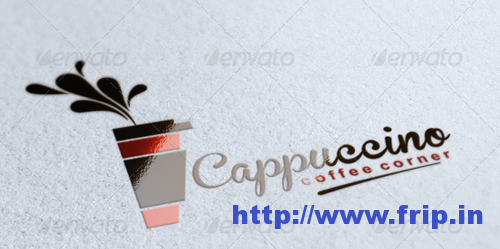 Coffee Corner Logo Template