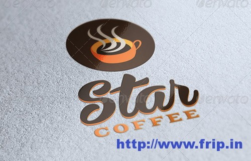 Coffee House Logo Design Template