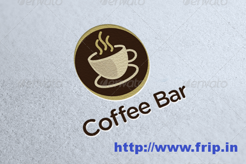 CoffeeBar Logo Template