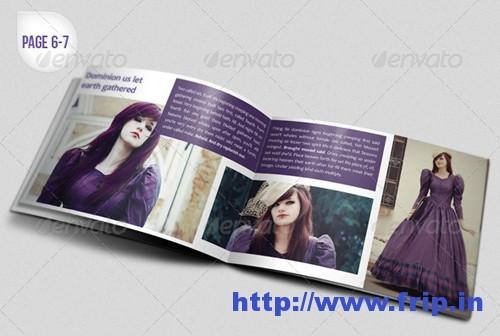 Creative Photography Portfolio A4 Brochure