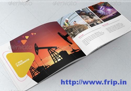 Elegant Business Portfolio Brochure