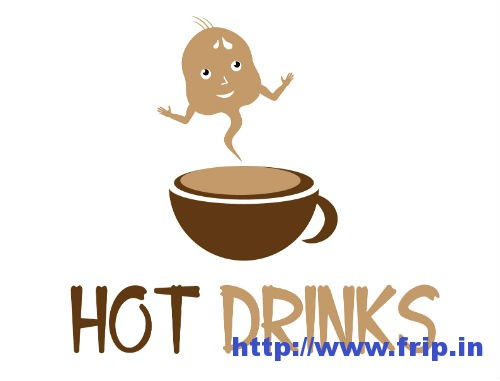 Hot Drinks Logo Templates
