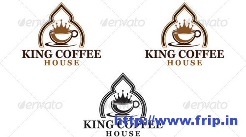King Coffee House Template