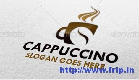 Logo Cappuccino TemplateLogo Cappuccino Template