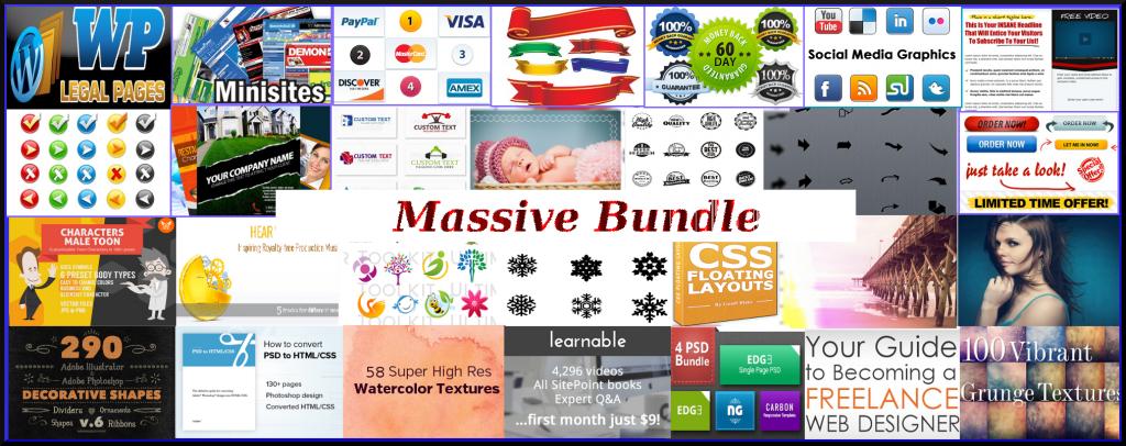 Massive bundle2