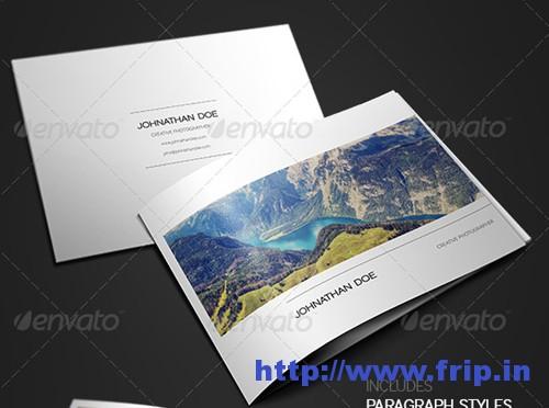 Modern Photography Portfolio Template