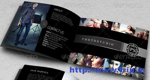 Modern Portfolio Brochure