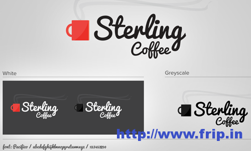 Sterling Coffee Template