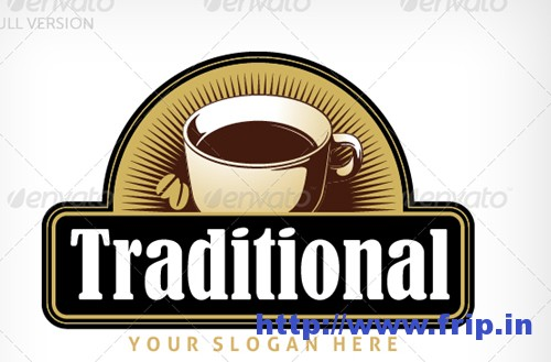 Traditional Coffee Template
