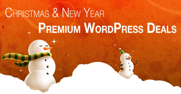 christmas-wordpress-deals and new year 2013