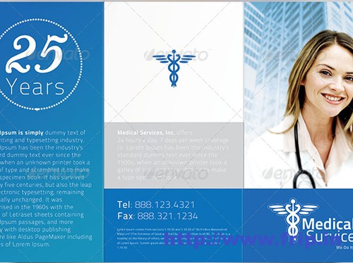 health pamphlet template - 60 best medical brochure design print templates 2016