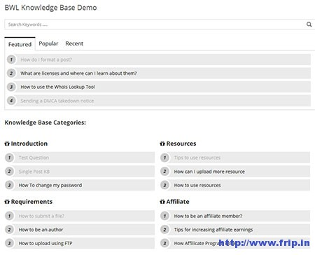 BWL-Knowledge-Base-Manager
