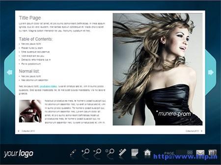 Diamond--Flipbook-jQuery-WordPress-Plugin