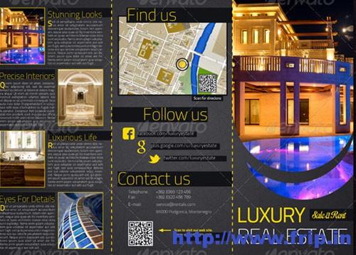 Luxury Real Estate Templatejpg