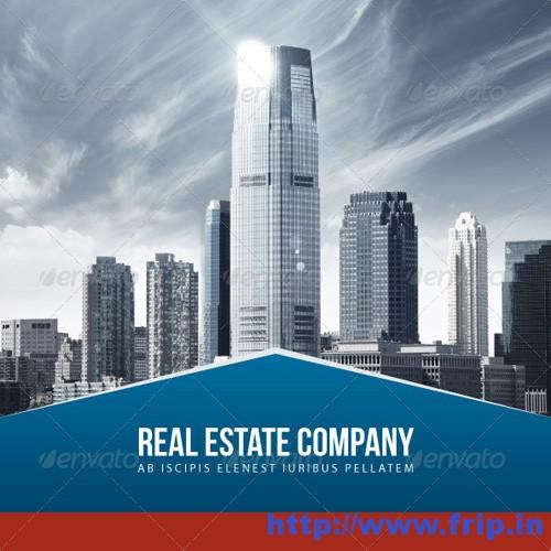 Real Estate BrochReal Estate Brochure Templateure Template