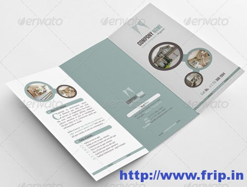 Real Estate Business Trifold