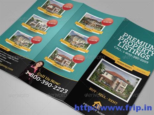 Real Estate Trifold Brochurejpg
