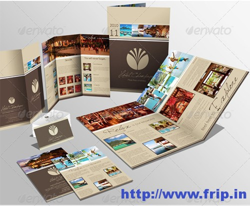TriFold Brochure Flyer Template