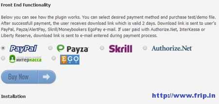 Paid Downloads Pro WP Plugin