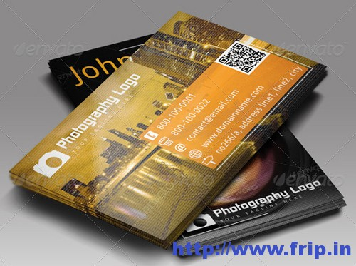 Photographer Business Card 11