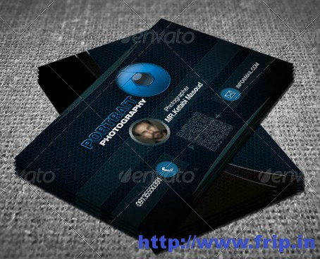 Photographer Business Card Vol 3