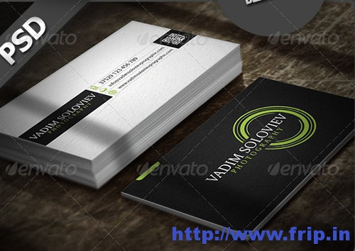 Photographer Businesss Cards