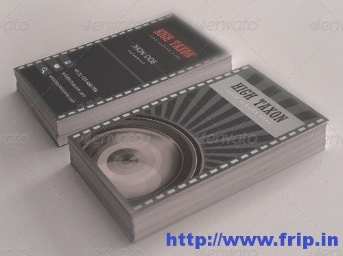 Photographers Businesss Cardss