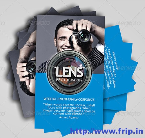 Photography – Business Card
