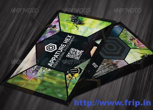 Photography Bcard V1