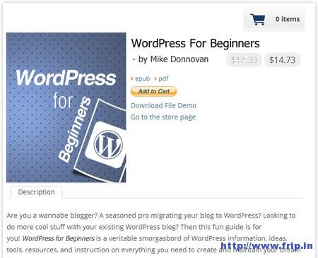 Sell Downloads WordPress Plugin