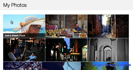 Flickr Photostream WordPress Plugin