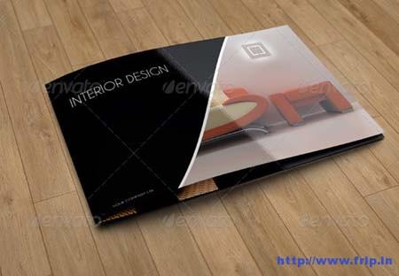 A5 Catalog Interior Design