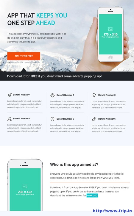 Appsy Unbounce Landing Page