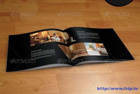 Bifold Catalog Interior Design