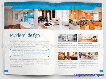 Interior Brochure Catalog