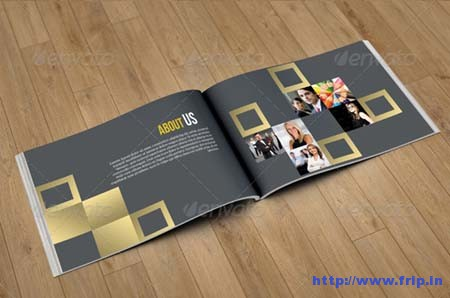 Interior Catalogs Templates