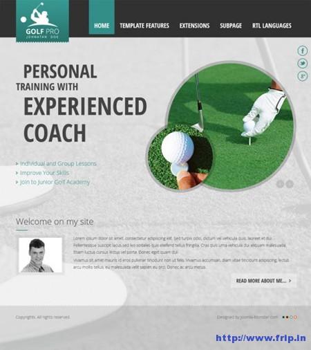 JM Personal Site