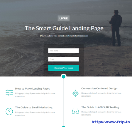 Livre Bundle Landing Pages