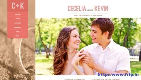 eternity wedding-template