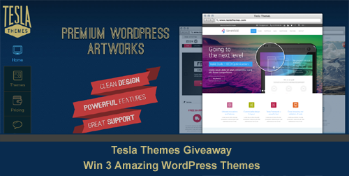TeslaThemes Premium WordPress Themes Club