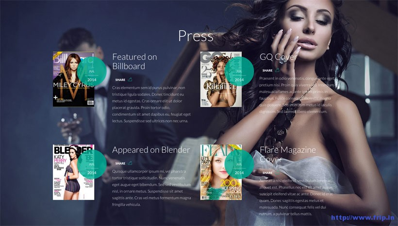 music press