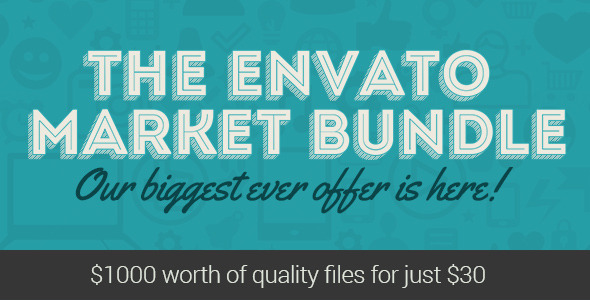 the envato market bundle