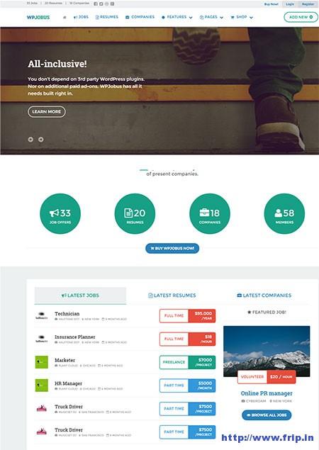 wpjobus-job-board-wordpress-theme