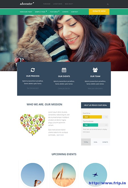 Advocator-Non-Profit-WordPress-Theme