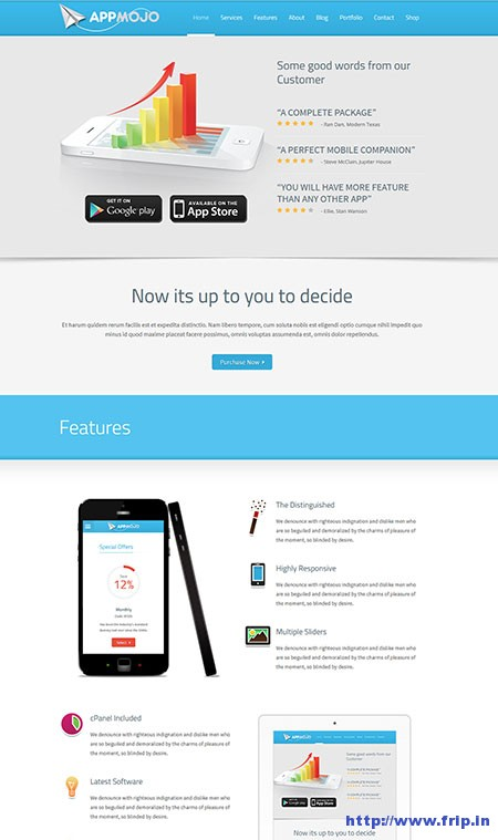 App-Mojo-Responsive-Promotion-Theme