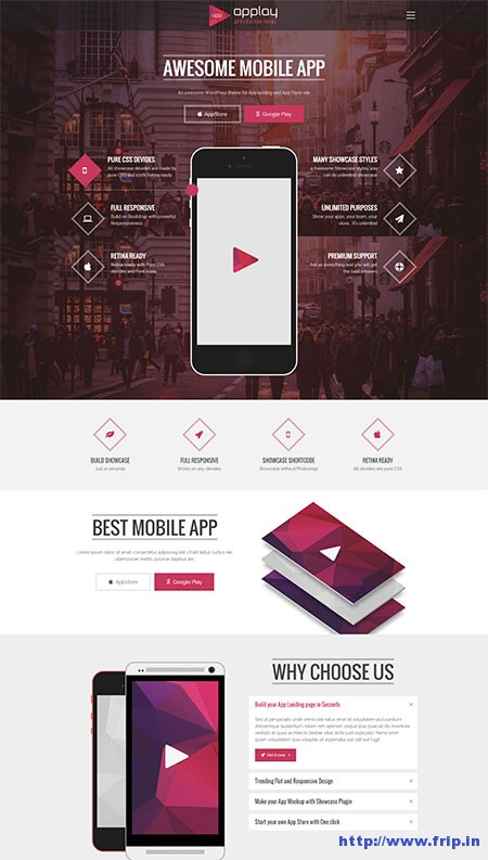 Applay-WordPress-App-Showcase-Theme